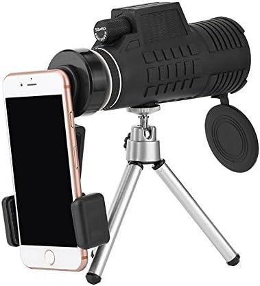 Mobiele telefoon cameralens 5060 mobiele telefoon telescoop waterdichte optische bril monoculaire telefoon cameralens met statief telescoop camera mobiele telefoon zoomlens voor de meeste smartph