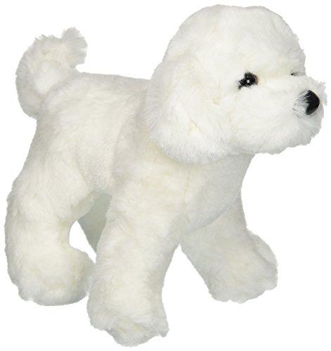 Douglas Stuffed Dogs Collection (Douglas Cuddle Toys 4078 Dandelion Puff Bichon,)