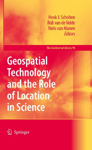 Download Geospatial Technology and the Role of Location in Science: 96 (GeoJournal Library) Pdf