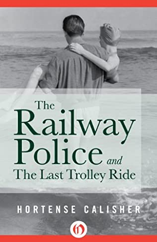 book cover of Railway Police / Last Trolley Ride