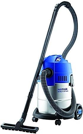 Nilfisk BUDDY II 18 - vacuum cleaner - canister by Nilfisk-Advance GmbH: Amazon.es: Bricolaje y herramientas