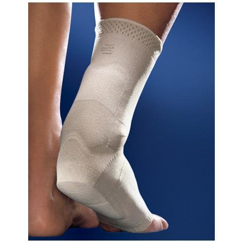 BAUERFEIND ACHILLOTRAIN ACHILLES TENDON SUPPORT NATURE LEFT SIZE 5 by Bauerfeind