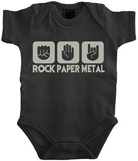 Conjunto de regalo Rock Star Baby plástico, 5 piezas Heart ...