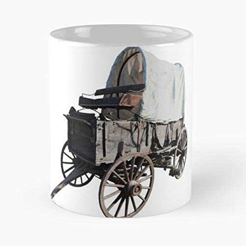 Cookie Wagon Covered Cattle Drive Cook - Funny Gifts For Men And Women Gift Coffee Mug Tea Cup White 11 Oz.the Best Holidays. ()