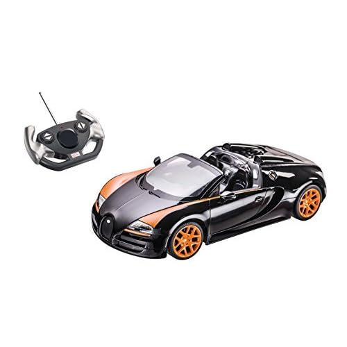 Mondo Motors 63262 - Radio Commande - Voiture - Bugatti Grand Sport Vitesse - Echelle 1/14 - Modèle aléatoire