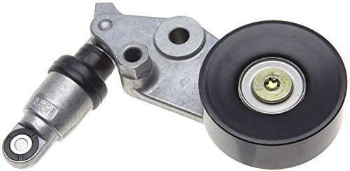 ACDelco 38322 Professional Automatic Belt Tensioner and Pulley Assembly with Hydraulic Damper