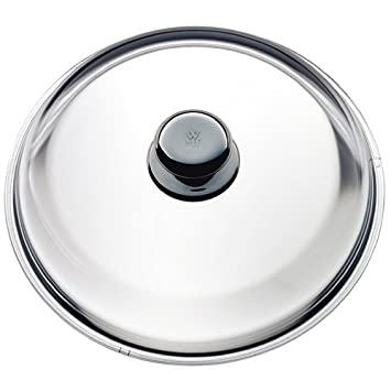 Wmf Pfannen Glasdeckel 32 Cm Glas Spülmaschinengeeignet Amazonde
