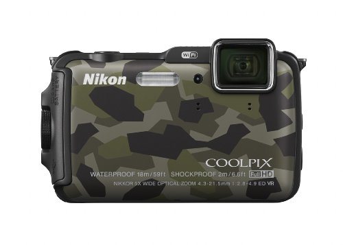 Nikon Waterproof Camouflage Discontinued Manufacturer