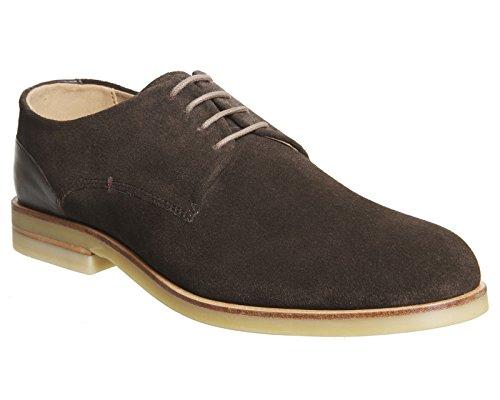 Hudson Herren Sneaker Chocolate Suede