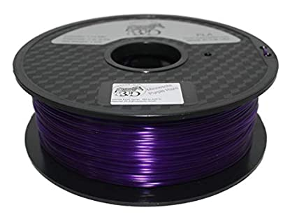 COLORME3D - Filamento para impresora 3D de Minnesota, color morado ...