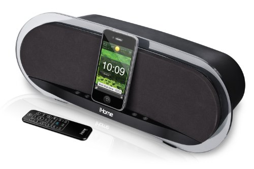iHome iP3 Studio Series Audio System for iPhone/iPod by Sound Design