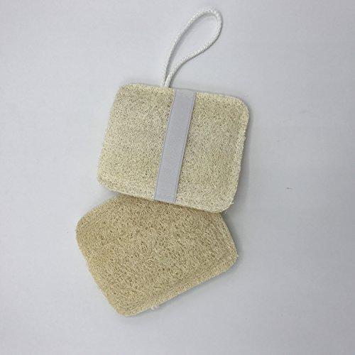 - Natural loofah Soap Bags /Luffa/loofa/loufa/ Scrubber/ Sponge/ Pad