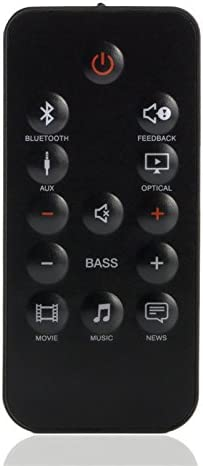 Control remoto para barra de sonido JBL Cinema SB150