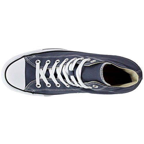 Sharkskin Hi Womens Canvas Converse Trainers CTAS AqHtO