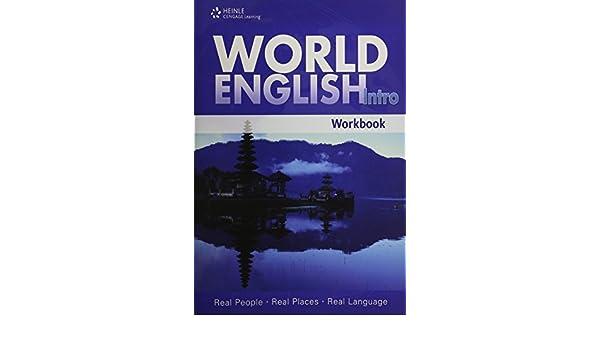 World English Intro: Workbook World English: Real People, Real Places, Real Language: Amazon.es: Kristin L Johannsen, Martin Milner, Rebecca Tarver Chase: ...