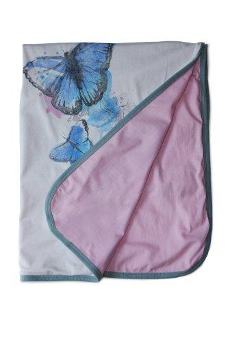 Itsus Baby-Girls Newborn Morpho Blanket