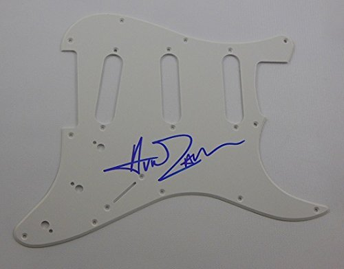 Avril Lavigne The Best Damn Thing Signed Autographed Fender Strat Electric Guitar Pickguard Loa