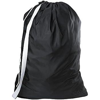 Amazon Com Large Laundry Bag With Shoulder Strap
