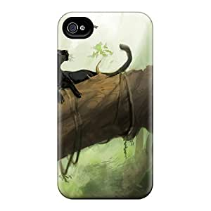 New Iphone 4/4s Case Cover Casing(panther)