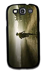 Tomhousomick Custom Design The Walking Dead Case for Samsung Galaxy S3 Phone Case Cover #114