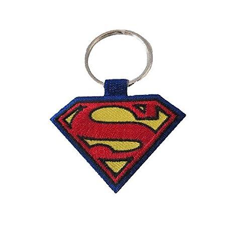 Moto Discovery Superman Llavero Doble Cara: Amazon.es: Coche ...