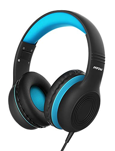 Kids Headphones, CH6S Children Headphone Over Ear, Wired Headset Volume Limited...