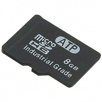 Tarjeta de memoria micro SDHC de 8 GB SLC: Amazon.es: Industria ...