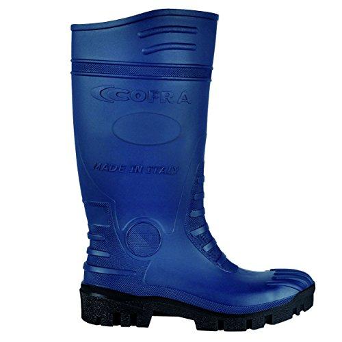 Cofra Typhoon S5 SRC Chaussures de sécurité Taille 45 Bleu