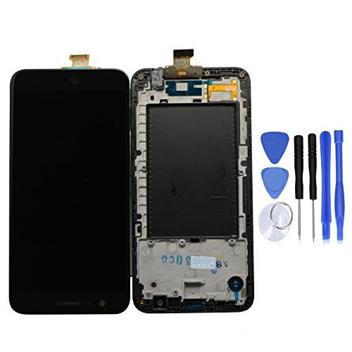 - Eaglewireless Best Quality Compatible K20 PLUS Full LCD Assembly With Touch Screen Digitizer and LCD Pre-installed Replacement With Frame Housing For LG K20 Plus T-Mobile TP260 MP260 / Verizon-VS501