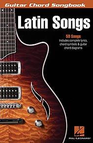 Hal Leonard Latin - Guitar Chord Songbook