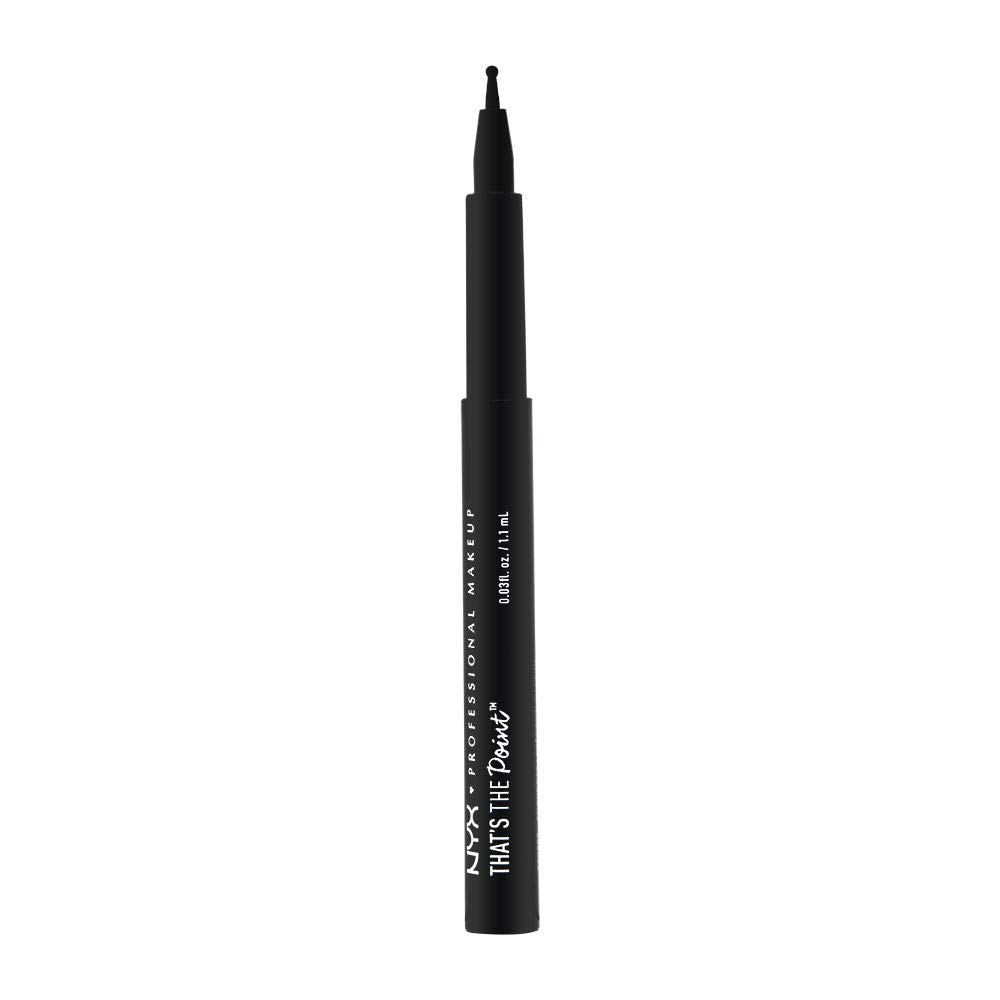 NYX PROFESSIONAL MAKEUP That's The Point Liquid Eyeliner, On The Dot