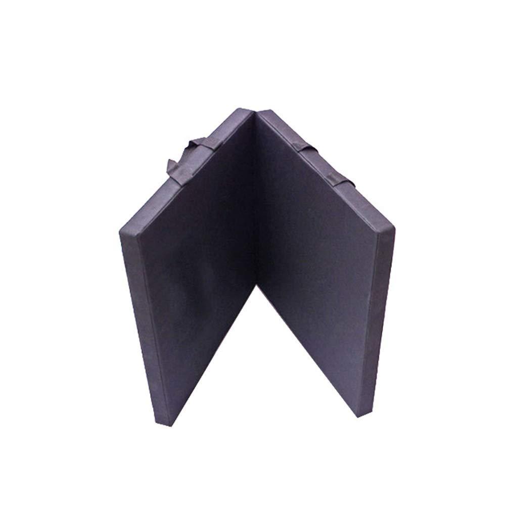品質のいい ZJ ヨガ、体操の中心の試しのための持ち運び用ハンドルが付いている二重5cmの厚い練習のマット - サイズ 多色およびサイズ (色 : - 赤, サイズ : さいず : 70×150×5CM) B07R3H3Z7H ブラック 50×100×5CM 50×100×5CM|ブラック, ハサミハウス:108ae3ef --- arianechie.dominiotemporario.com