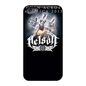Protective Hard Cell-phone Case For Apple Iphone 6plus (HkR1224sEBC) Customized Beautiful Moonsorrow Band Image