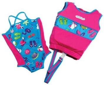 Aqua Leisure Inflatable Color 11 In. Foam ピンク by Swim School