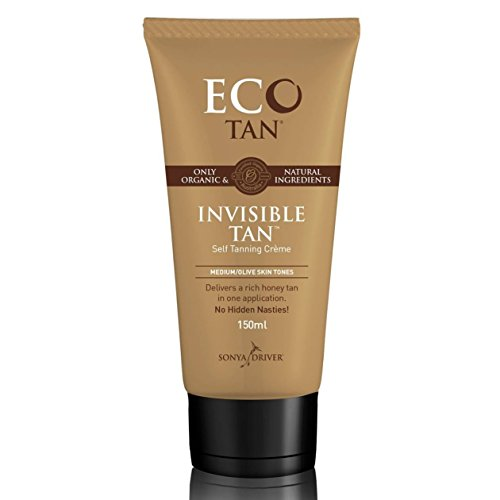 Eco Core - Eco Tan Invisible Tan Organic Face Body Tanning Lotion 5.29 fl oz