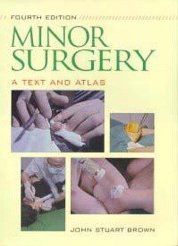 Minor Surgery, 4Ed