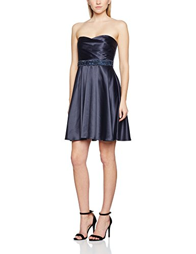 Para Sky Mujer Vestido Azul Vera night Mont qwB400xF