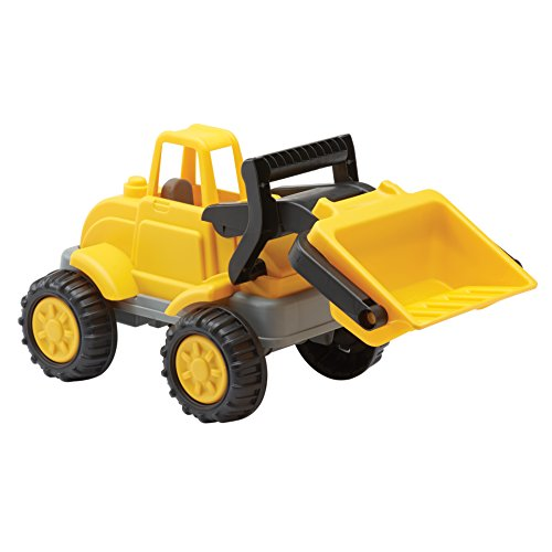 American Plastic Toys Gigantic Loader Vehicle