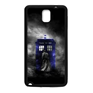 doctor who facebook cover Phone Case for Samsung Galaxy Note3
