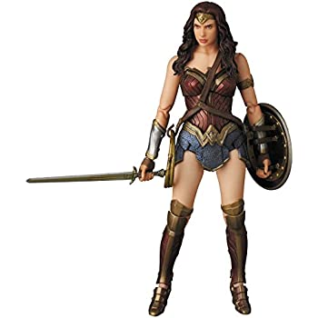 Medicom Batman V Superman Dawn Of Justice Wonder Woman MAF EX Action Figure