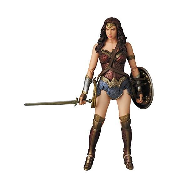41Iqc0WPYPL Medicom Batman v Superman: Dawn of Justice: Wonder Woman MAF EX Action Figure