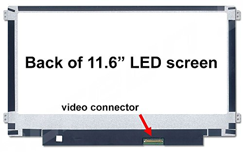 CHROMEBOOK 11 3180 New Replacement LCD Screen for Laptop LED HD - Led Replacement Screen Laptop
