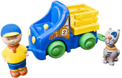 Caillou Wind-Up Truck