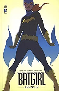 Batgirl Année Un par Marcos Martin