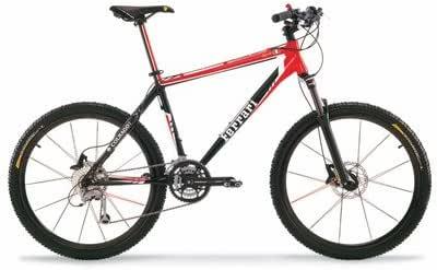 Biciclo Turbo USA Ferrari CX50 Mountain Bike