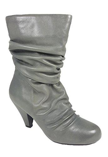 Arturo Chiang Women's 'Olisa' Boots (5.5M, Greystone - Chiang Heels Arturo