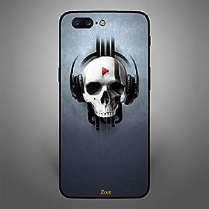 OnePlus 5 Music Skull