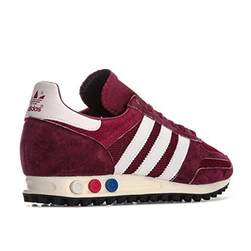 Adidas Originali Mens La Trainer Og Trainers Collegiate Us13 Rosso