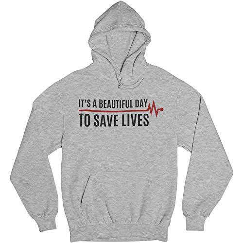 Hooded Assistant Sweatshirt (Greys Anatomy Hoodie Doctor and Nurse Gifts - Pharmacist Therapist Dentist Medical Assistant Gifts Hooded Sweatshirt)