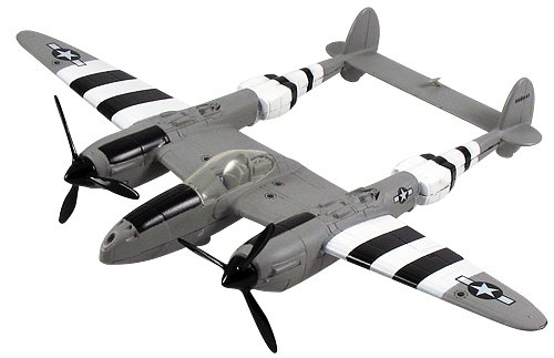 P-38 Lightning Model Airplane - 4